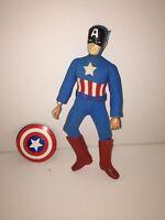 1970s Captain America Vintage Toy Classic American Superhero Marvel Comic DC