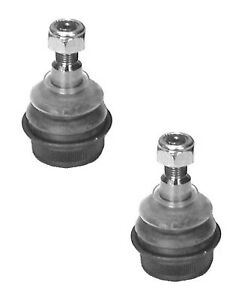 Pair Set 2 Front Lower Suspension Ball Joints Delphi For W116 W123 W126 300SD