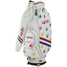 2018 NEW Honma Golf Caddy Bag HONMA CB-1816 Men's White from japan