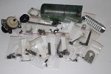 Vintage Green Viking Husqvarna Sewing Machine Parts lot