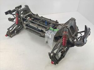Traxxas X-Maxx 8s Red Edition Roller Slider Chassis 1/5 Monster Truck