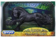 Breyer NIB 711245 Dag Dia Albion Enchanted Stallion - BreyerFest SR Friesian