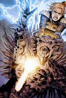 AZLYN RAE/STAR WARS LEGACY/ANCIENT JEDI/ORANGE LIGHTSABER KIT/IMPERIAL KNIGHT