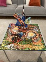 VINTAGE 1982 MASTERS OF THE UNIVERSE HE-MAN POP-UP & PLAY BOARD GAME