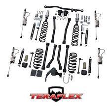 "TeraFlex 3"" Sport S/T3 Lift Kit w/ Fox Shocks for 07-18 Jeep Wrangler JK 4 Door"