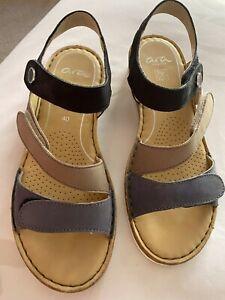 ARA Sandals. Worn 3 Times Size 40 / 9