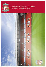 Liverpool Anfield Football Soccer Bagged Poster Print Photo Collectable 20x25cm