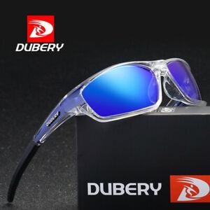 Mens Polarized Sports Sunglasses Outdoor Riding fishing Square Eyewear