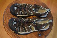KEEN Newport H2 Sport Sandals Water Shoes Women's Size 8.5 Brown Black/Canton