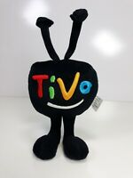 "TiVo 9"" Plush Doll Advertising Collectible Promo Mascot New In Package"