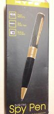 HYPE Brand SPY PENS - 4 GB / Working Pen / Built in Camera open/damaged box