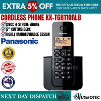 Panasonic Cordless Phone Single Handset Caller ID NBN Ready Digital Home Phone