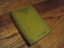 A Stepson of the Soil by Mary J H Skrine (hardback 1928)