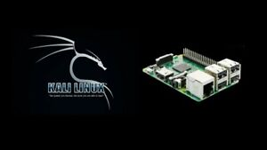 Raspberry Pi Kali OS - For ALL models. MicroSD containing 600+ Hacking Tools!