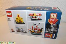 LEGO® 40290 - 60 Jahre LEGO® System - NEU & OVP -