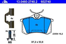 Bremsbelagsatz Scheibenbremse - ATE 13.0460-2740.2