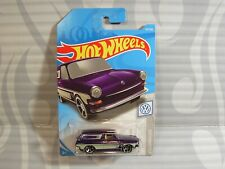 2019 HOT WHEELS ''volkswagen'' #137 = CUSTOM VOLKSWAGEN SQUAREBACK = PURPLE, int
