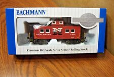 BACHMANN NORTHEAST STEEL CABOOSE NEW HAVEN #C-543  HO SCALE