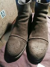 MOMA Herrenschuhe Stiefel Boots Gr 42