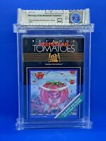REVENGE OF THE BEEFSTEAK TOMATOES  **  WATA 9.2   **  Atari 2600 **  Sealed RARE