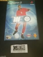 This is Football 2002  (Sony PlayStation 2, 2002) vgc complete cib free UK post