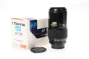 Tokina AF 70-210mm f4.5 Lens Nikon #374