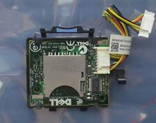 New Dell R710 R610 T710 SD Card Reader Module RN354 & Cable KY386 0KY386