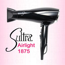 Sultra Airlight 1875w 2 Speed/3 Heat Setting Ionic Super Lightweight Hair Dryer