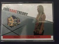 BIG BANG THEORY SEASONS 3 & 4 TRADING CARD COSTUME CARD PENNY'S FLORAL TANK M-03