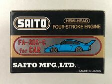 #Vintage# SAITO FA30S-C for CAR Four stroke engine