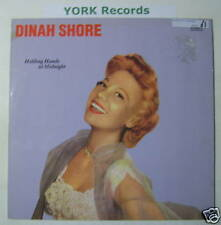 DINAH SHORE - Holding Hands At Midnight - Ex LP Record