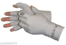 SUN GLOVES LARGE/EXTRA LARGE L/XL ABACO GLACIER GLOVE FISHING OUTDOOR 50+ UPF