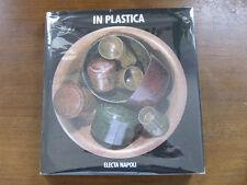 1990 - IN PLASTICA by Tecce & Vitale - PLASTIC & BAKELITE modern design Italian