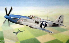 P-51 Mustang Bundle Limited Edition Giclee & Iris Prints by Willie Jones Jr.