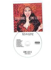 SELENA GOMEZ - COME & GET IT  - NEW U.S OFFICIAL 13 REMIX CD PROMO