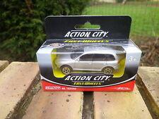 REALTOY Action City VW TOUAREG gris échelle 1:61 neuve en boite jamais ouverte.