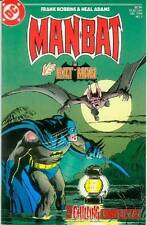Man-Bat (vs. Batman) # 1 (Neal Adams, 52 pages one-shot special) (USA, 1984)
