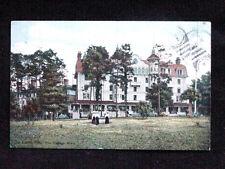 1908 College Arms De Land FL post card