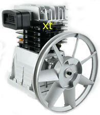"115 PSI  Cylinder Air Compressor Pump 2HP Motor Aluminum 10-1/2"" Flywhee 8.2CFM"