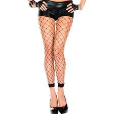 Music Legs Diamond net leggings BLACK - Parafarmacia