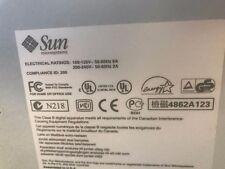 Genuine Sun Ultra 5 Workstation Compliance ID 200  4862A123