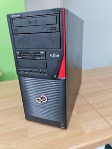 Fujitsu CELSIUS W530 PC i7-4790 3.6GHz 16GBRAM 240GB SSD 1TB HDD 2GB W2100 2xDP
