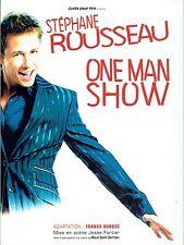 DVD - STEPHANE ROUSSEAU - One man show