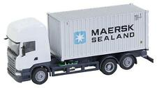 Faller 161598 HO Car System CAMIÓN Scania R 13 TL Seecontainer (HERPA) #
