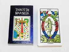 TAROT DE MARSEILLA CON 78 ARCANOS TAROT OF MARSEI
