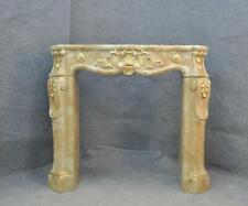 Kamin Verkleidung Umrandung Marmor Stil Dekoration Barock Klassische Kamine Ofen