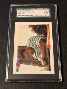 1992 Bowman # 532 - MANNY RAMIREZ - Rookie RC - SGC 8.5 NMMT+ = PSA 8.5 - HOF ??