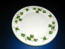 Royal Vale China Indonesia GREEN IVY Bread Plate/s (bas-ol)