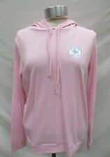 Boston Red Sox Women Lightweight Pullover Waffle Hoodie Pink MLB Size S M L