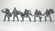 Scythians 5 figures HARD 54 mm 1:35 no packing Russian toy soldiers Tehnolog